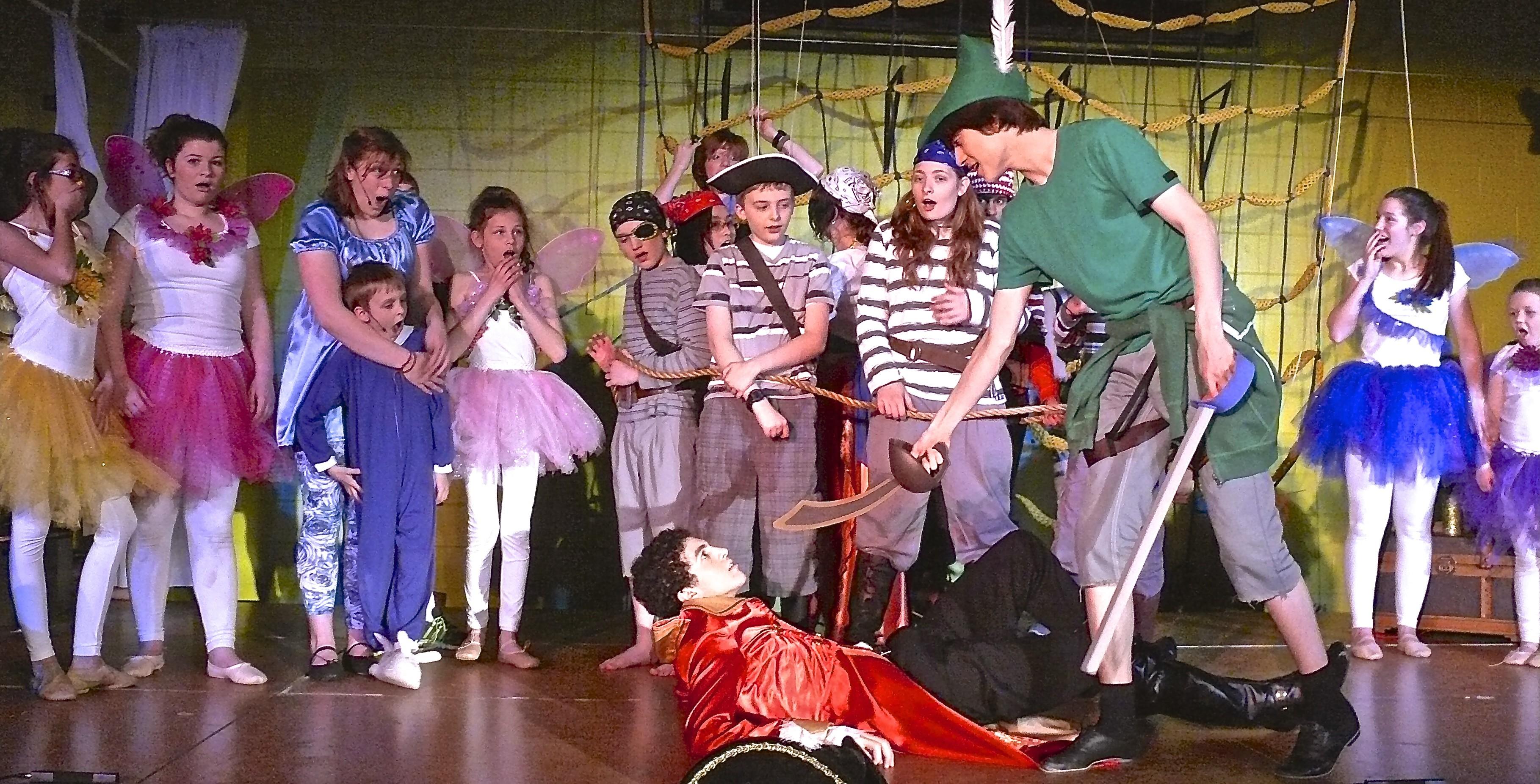 Marburn Academy Presents Peter Pan Jr 3jamblog